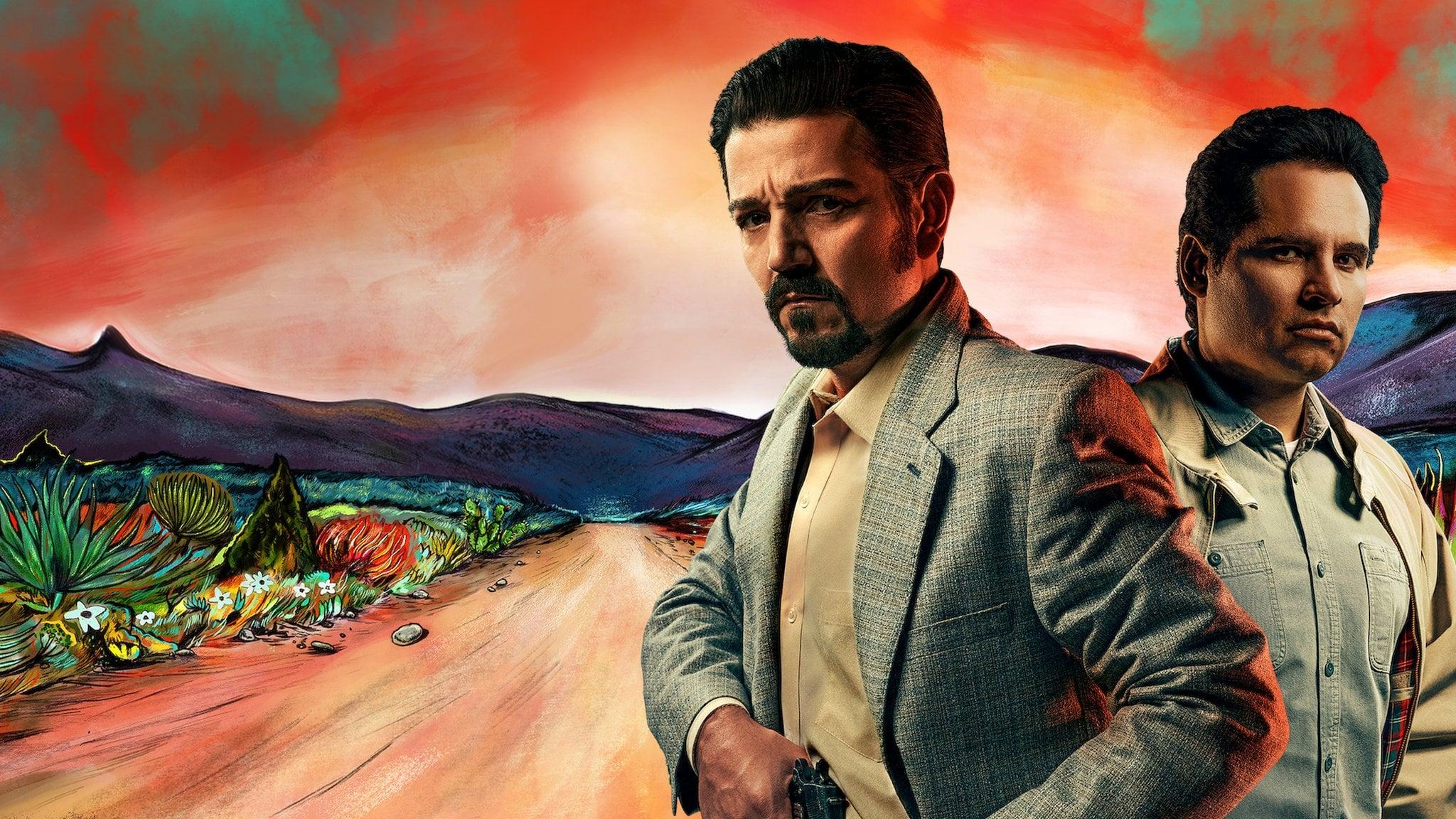 Наркос: Мексико – Сезон 1