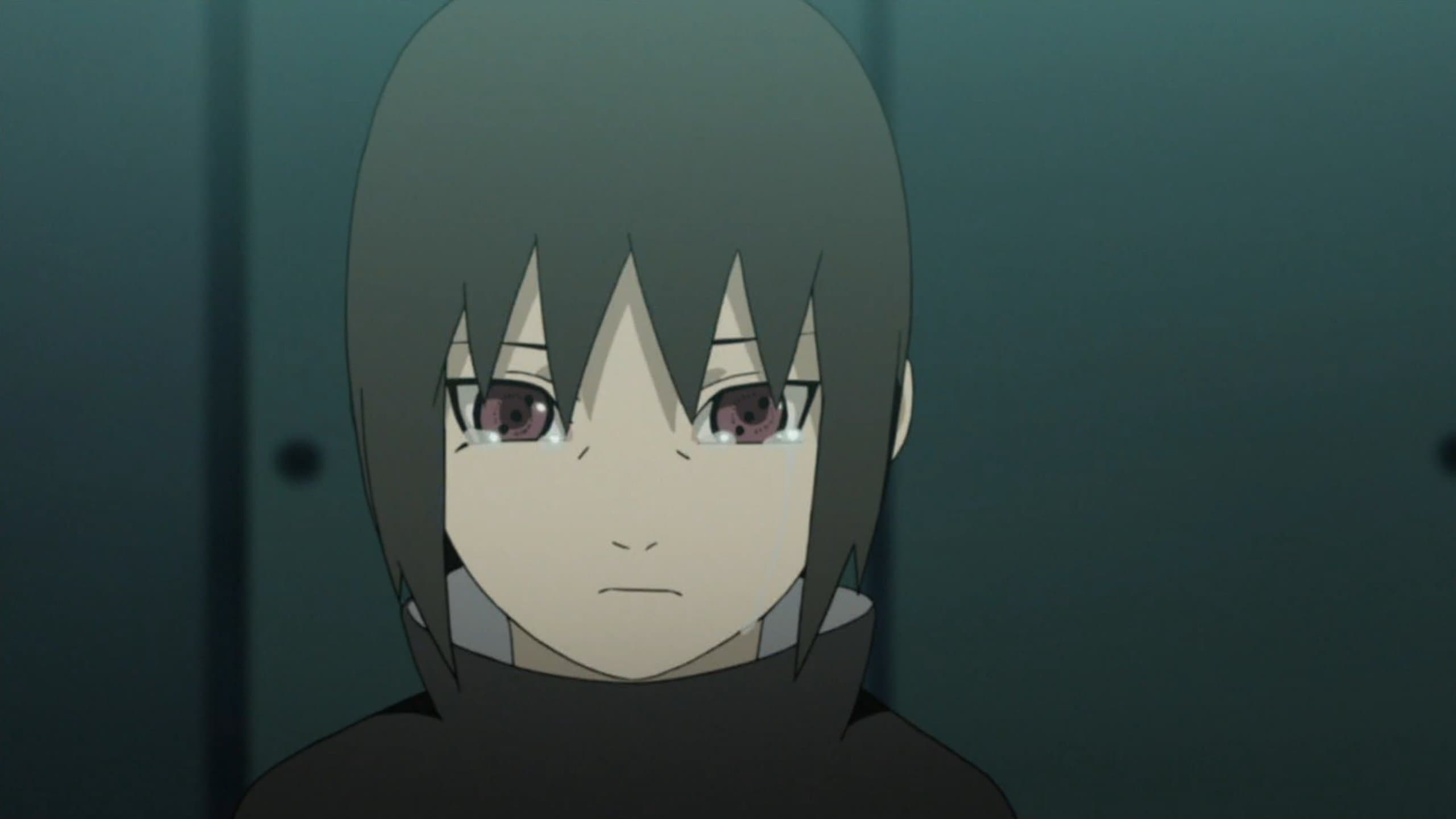 Naruto Shippūden Season 20 :Episode 453  Itachi's Story - Light and Darkness: The Pain of Living