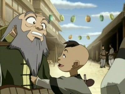 Avatar - Der Herr der Elemente Season 2 :Episode 15  Geschichten aus Ba Sing Se