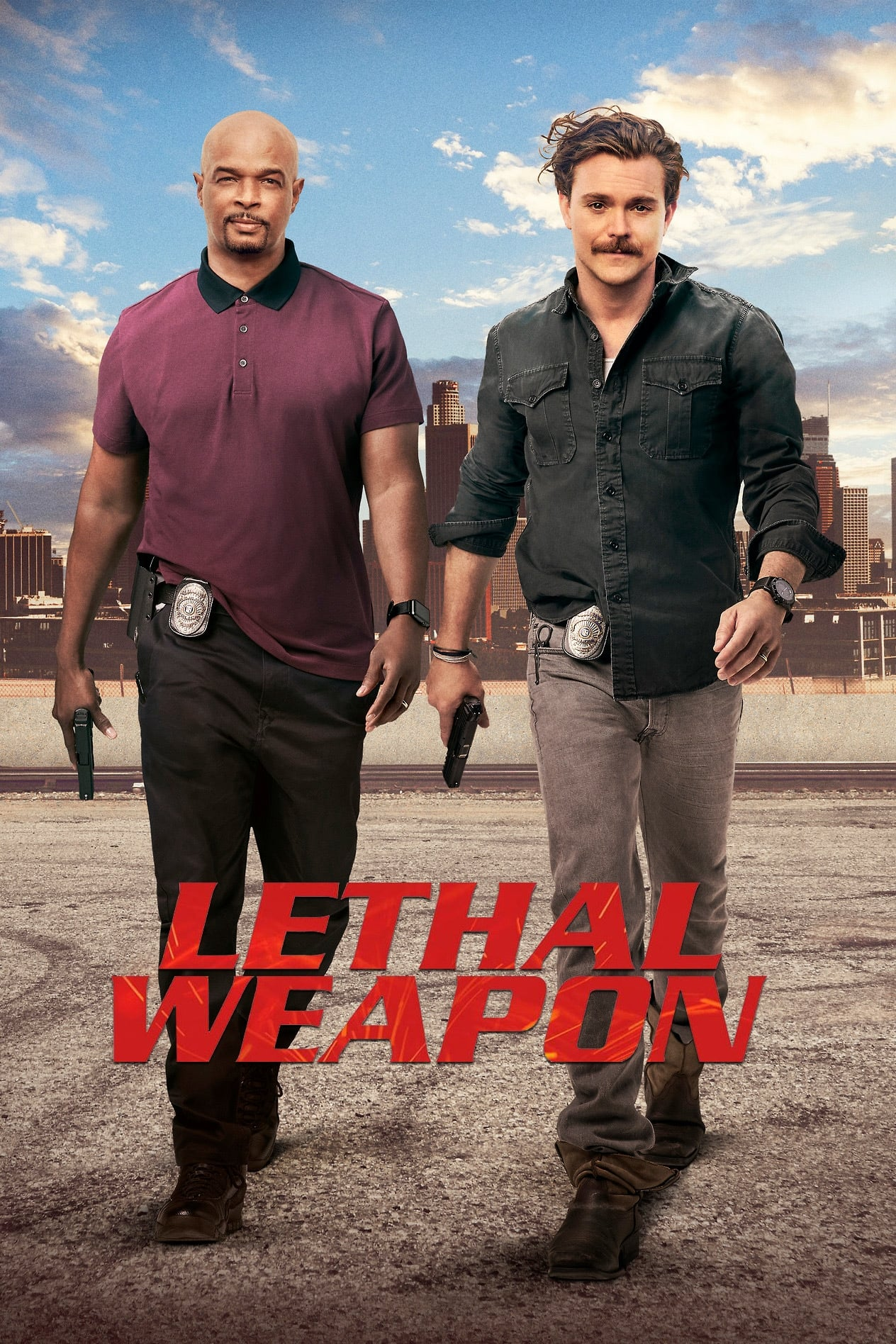 Serie Lethal Weapon
