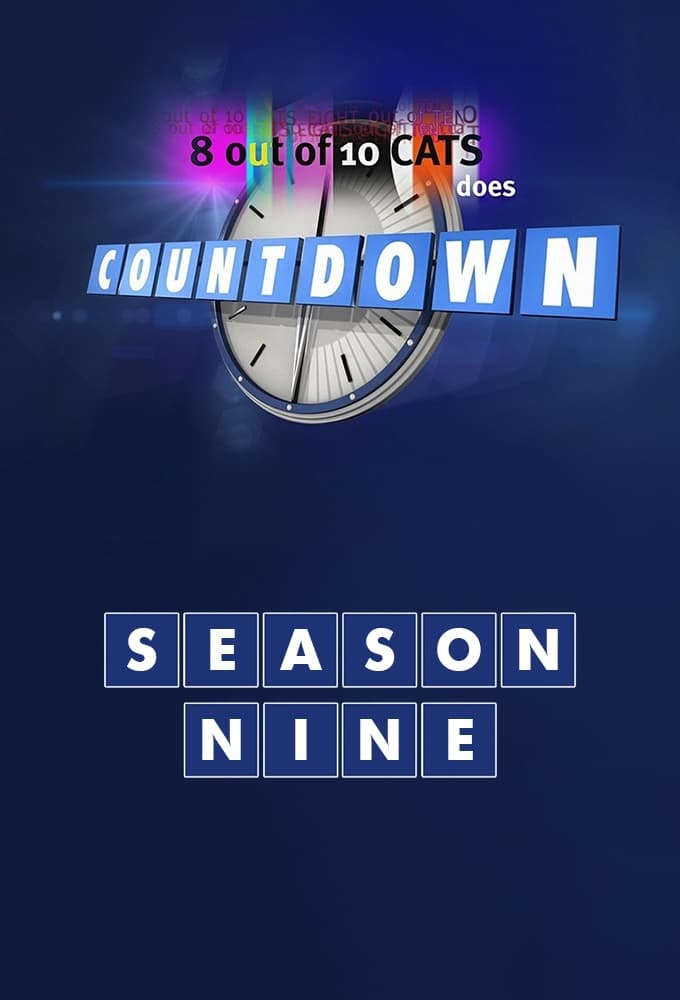 8 Out of 10 Cats Does Countdown Season 9