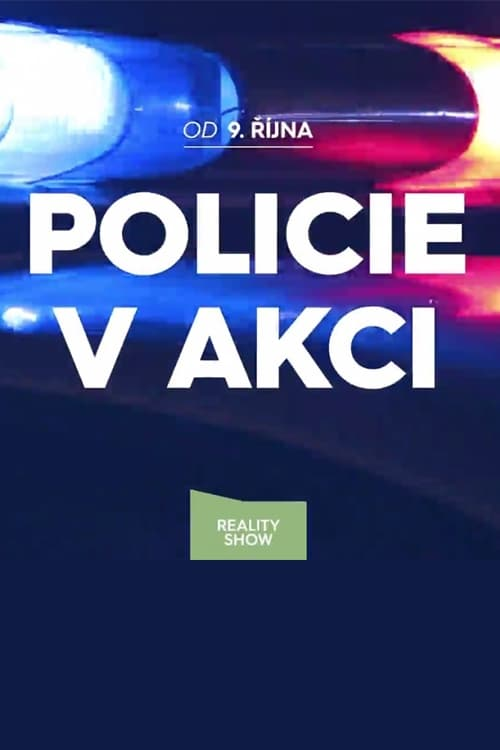 Policie v akci TV Shows About Fighting Crime