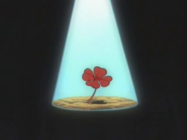 Naruto Season 0 :Episode 1  Naruto OVA: Find the Crimson Four-Leaf Clover!