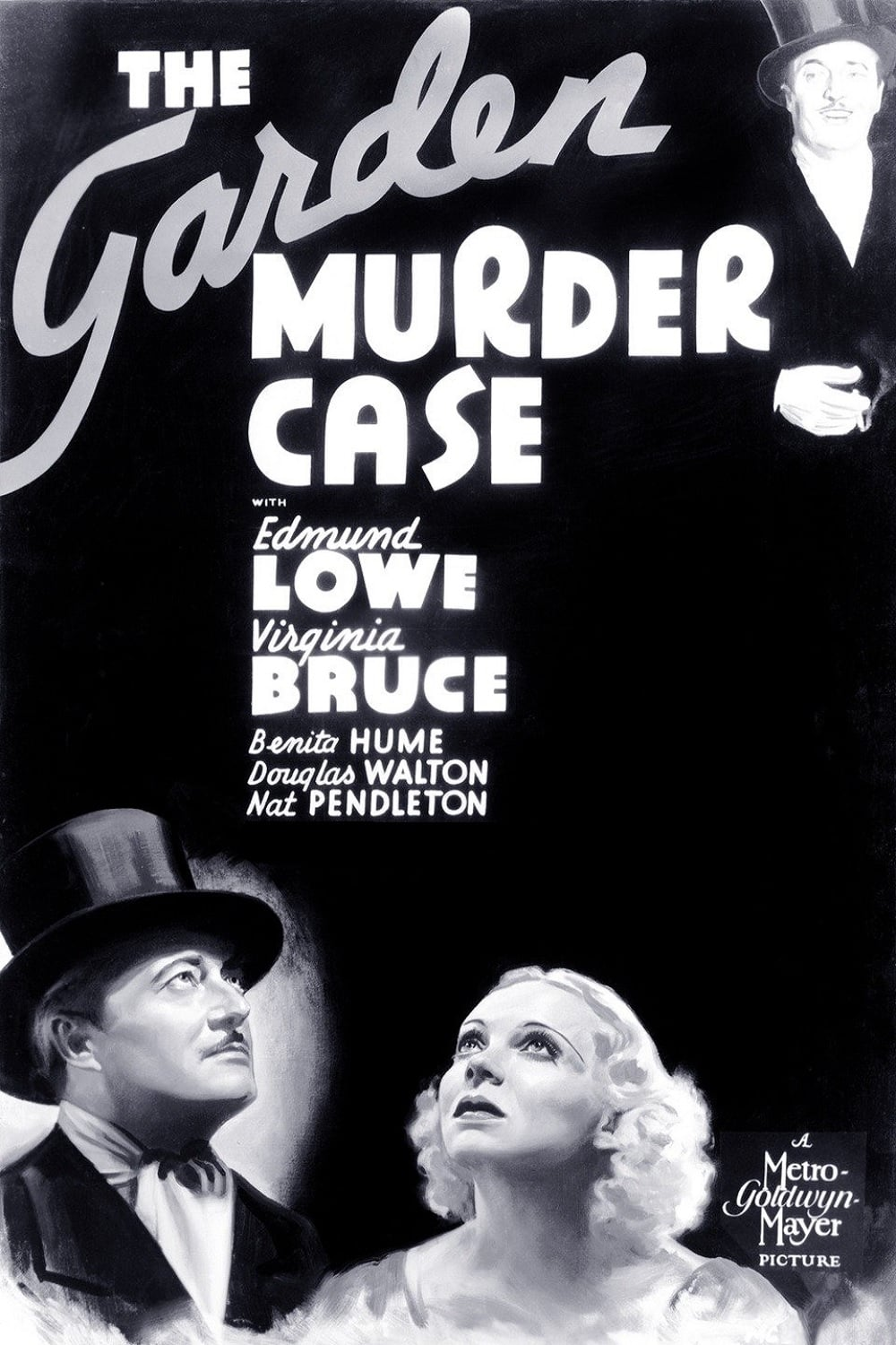 The Garden Murder Case (1936)
