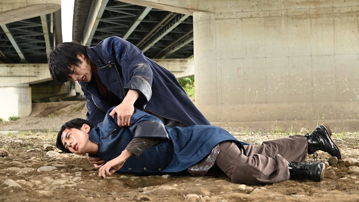 Kamen Rider Season 31 :Episode 11  Lightning Causes a Commotion, the Clouds Darken