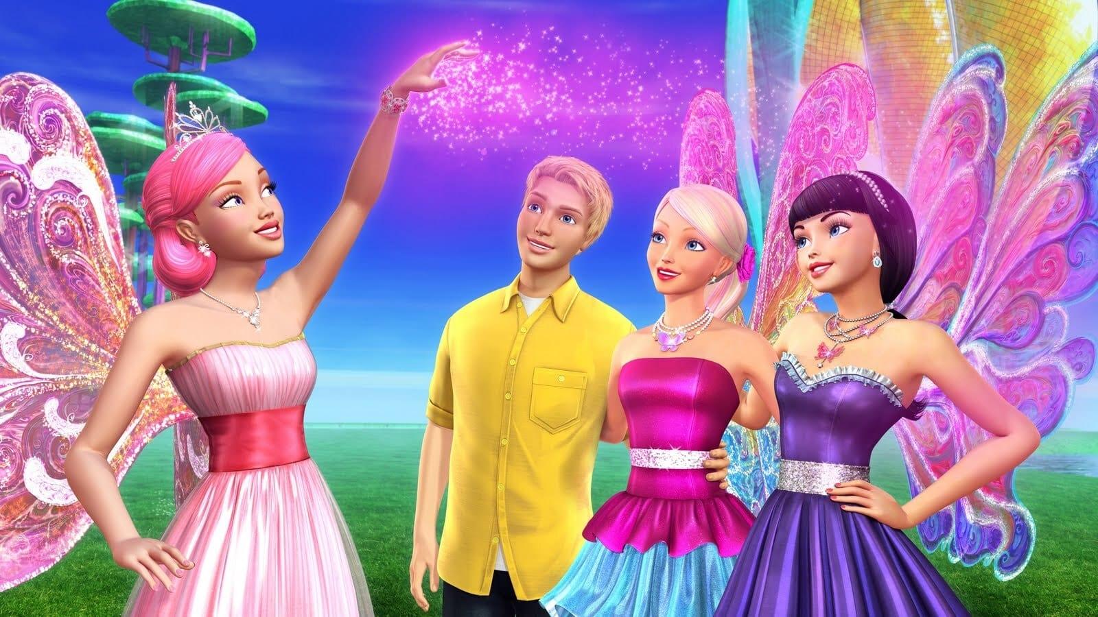Barbie: A Fairy Secret Movie