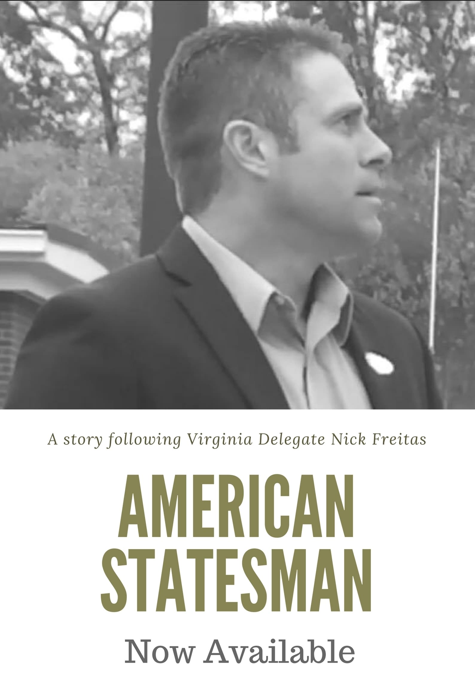 Ver American Statesman: The Nick Freitas Story Online HD Español ()
