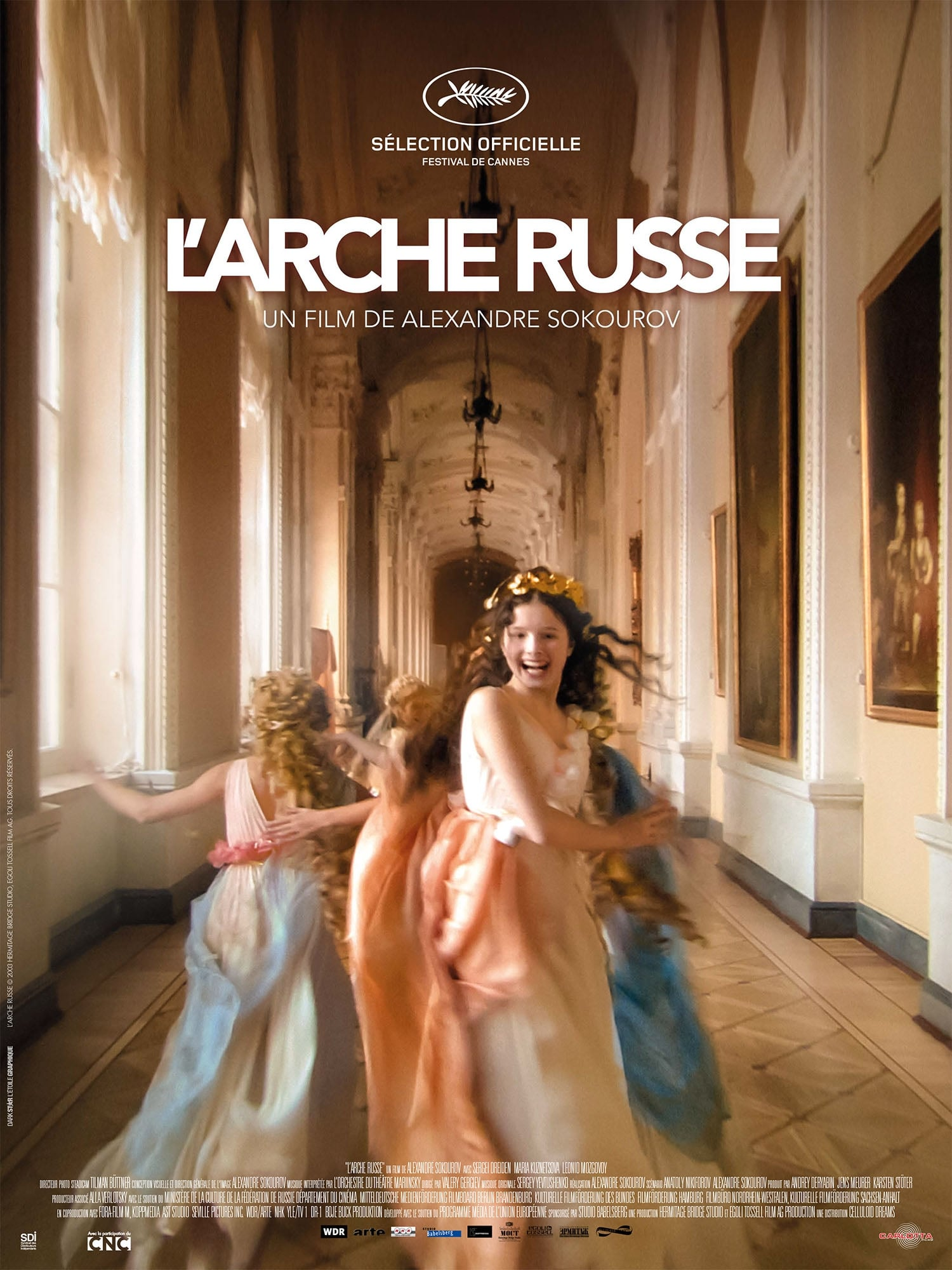 L'Arche russe streaming sur libertyvf