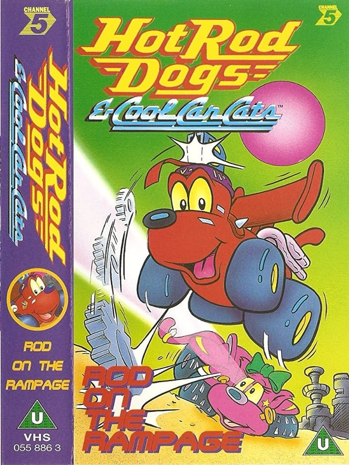 The Hot Rod Dogs and Cool Car Cats (1996)