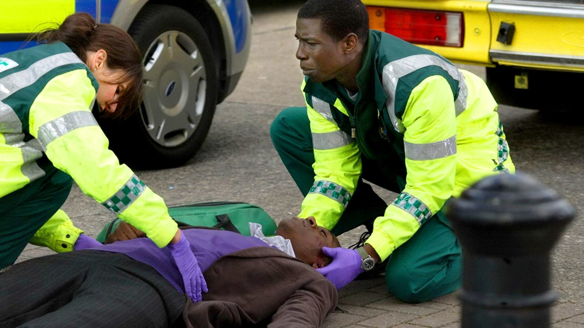 Casualty Season 23 :Episode 21  No Going Back