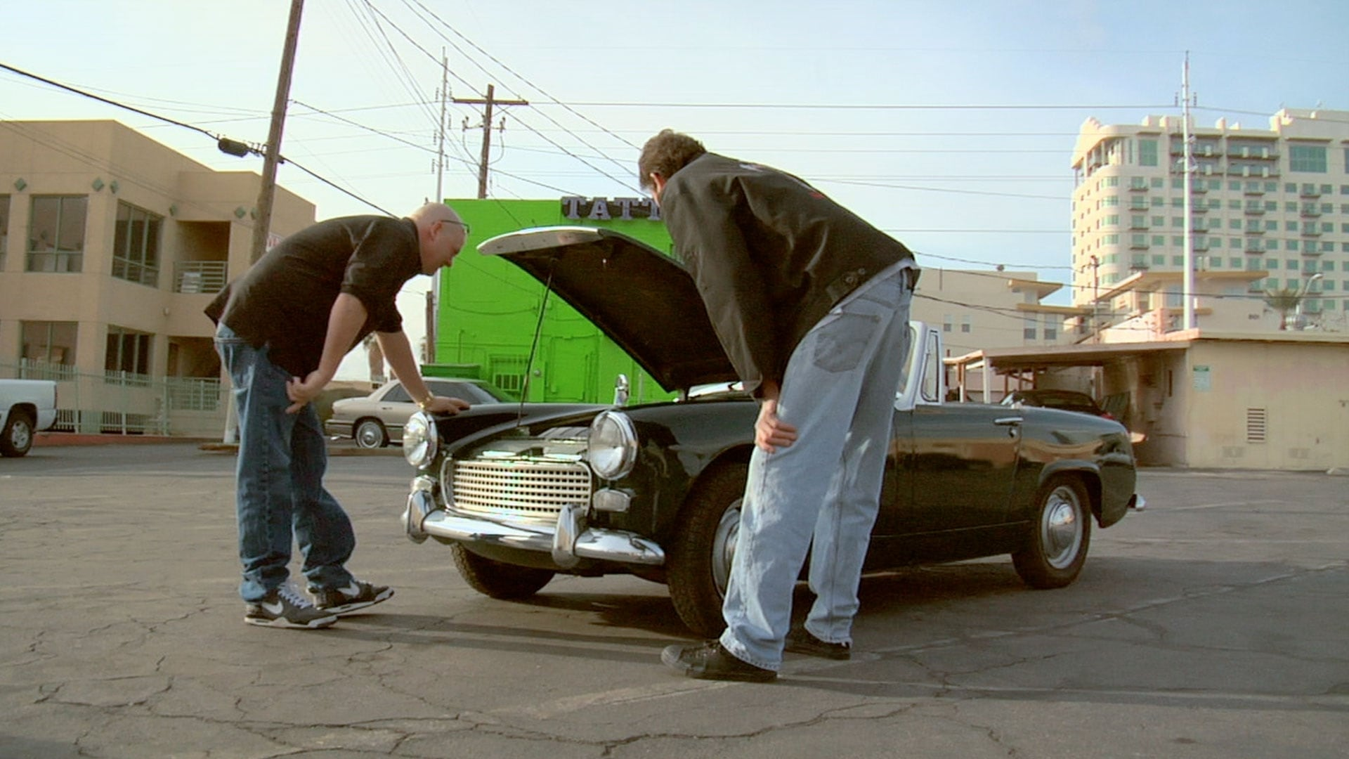 Pawn Stars Season 2 :Episode 16  Helmet Head