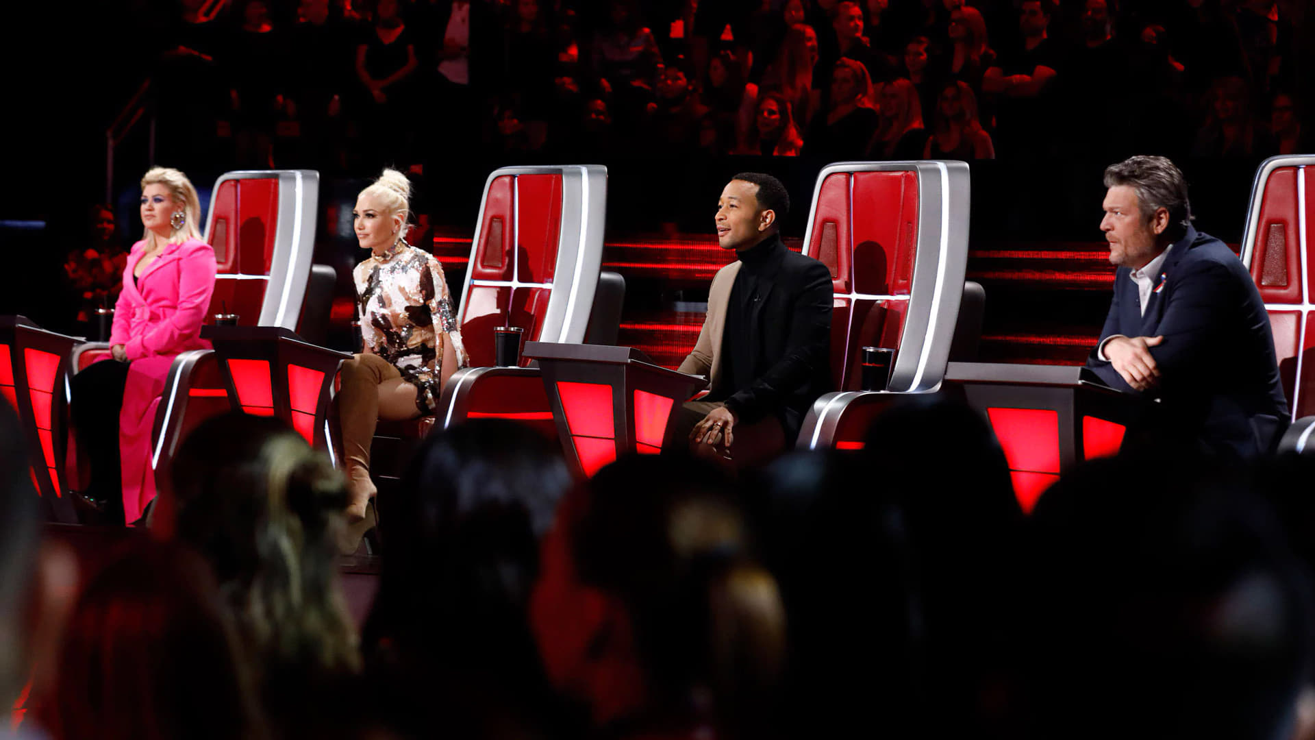 The Voice Season 17 :Episode 15  Live Playoffs Top 20
