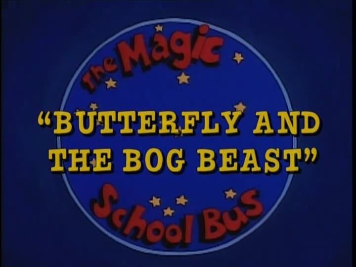 The Magic School Bus Butterfly And The Bog Beast 1995 Backdrops