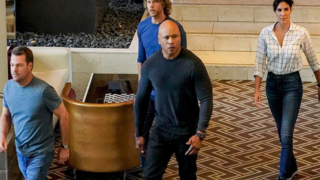 NCIS: Los Angeles Season 11 :Episode 12  Groundwork