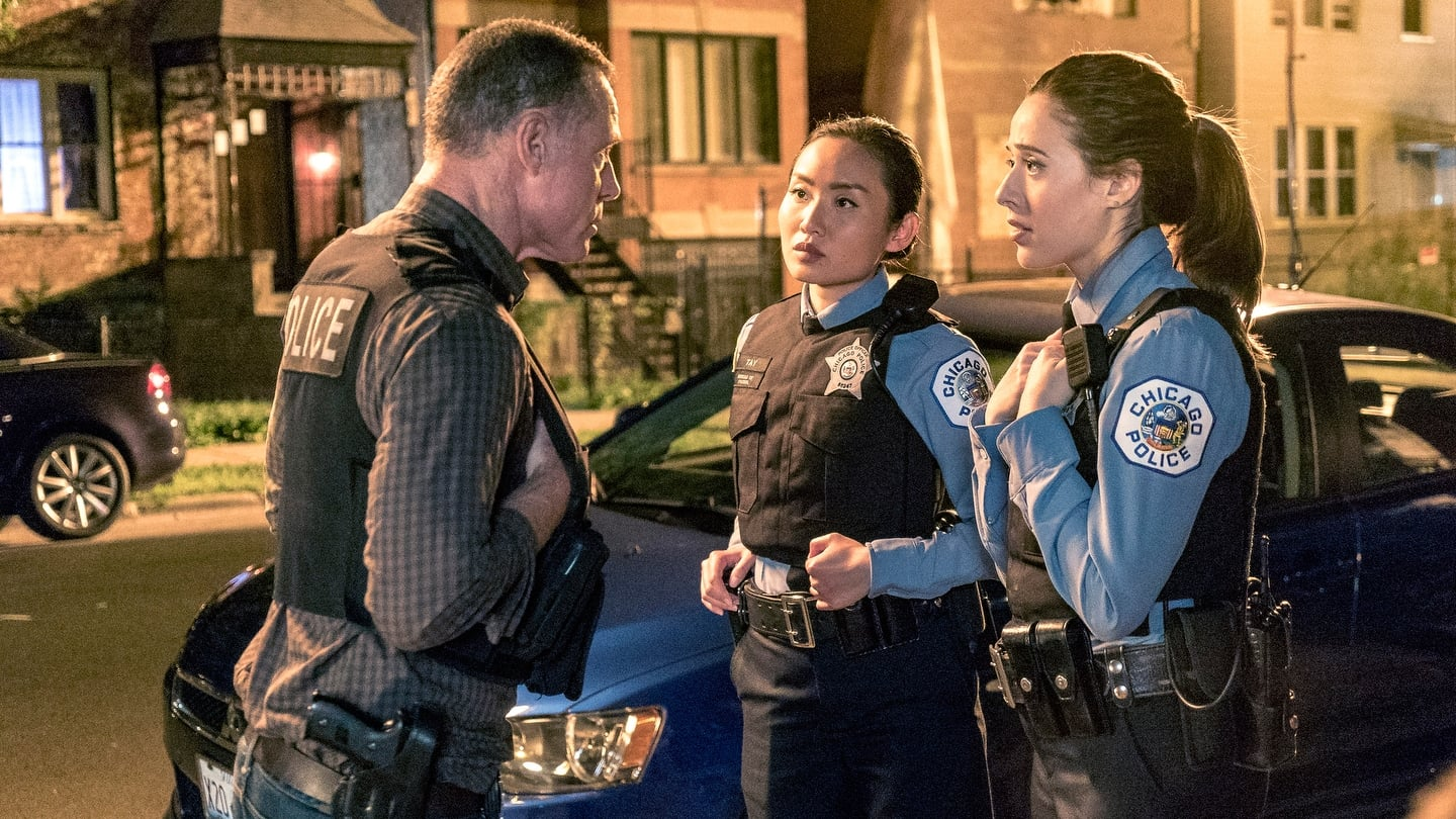 Chicago P.D. Season 4 :Episode 4  Big Friends Big Enemies