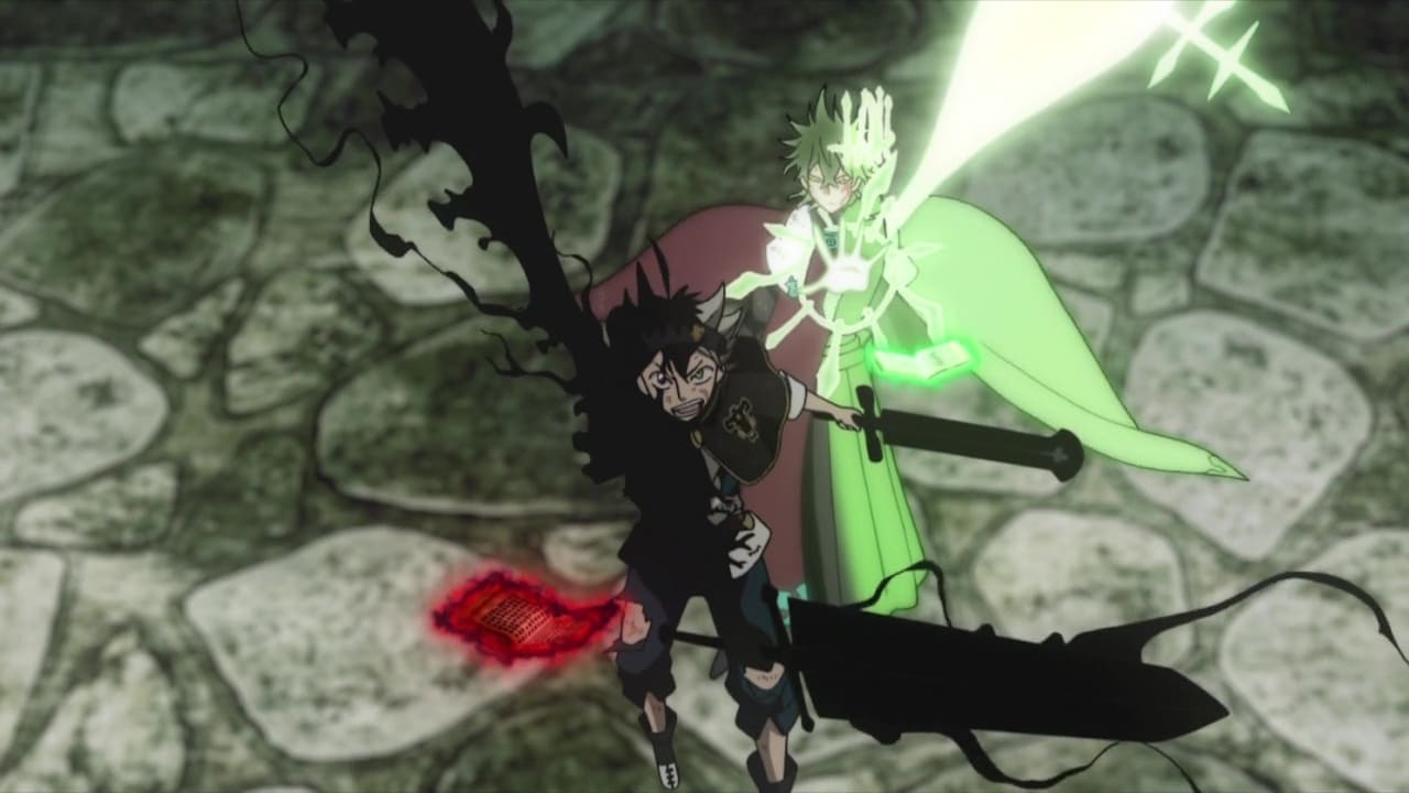 Black Clover Season 1 :Episode 116  Episode 116