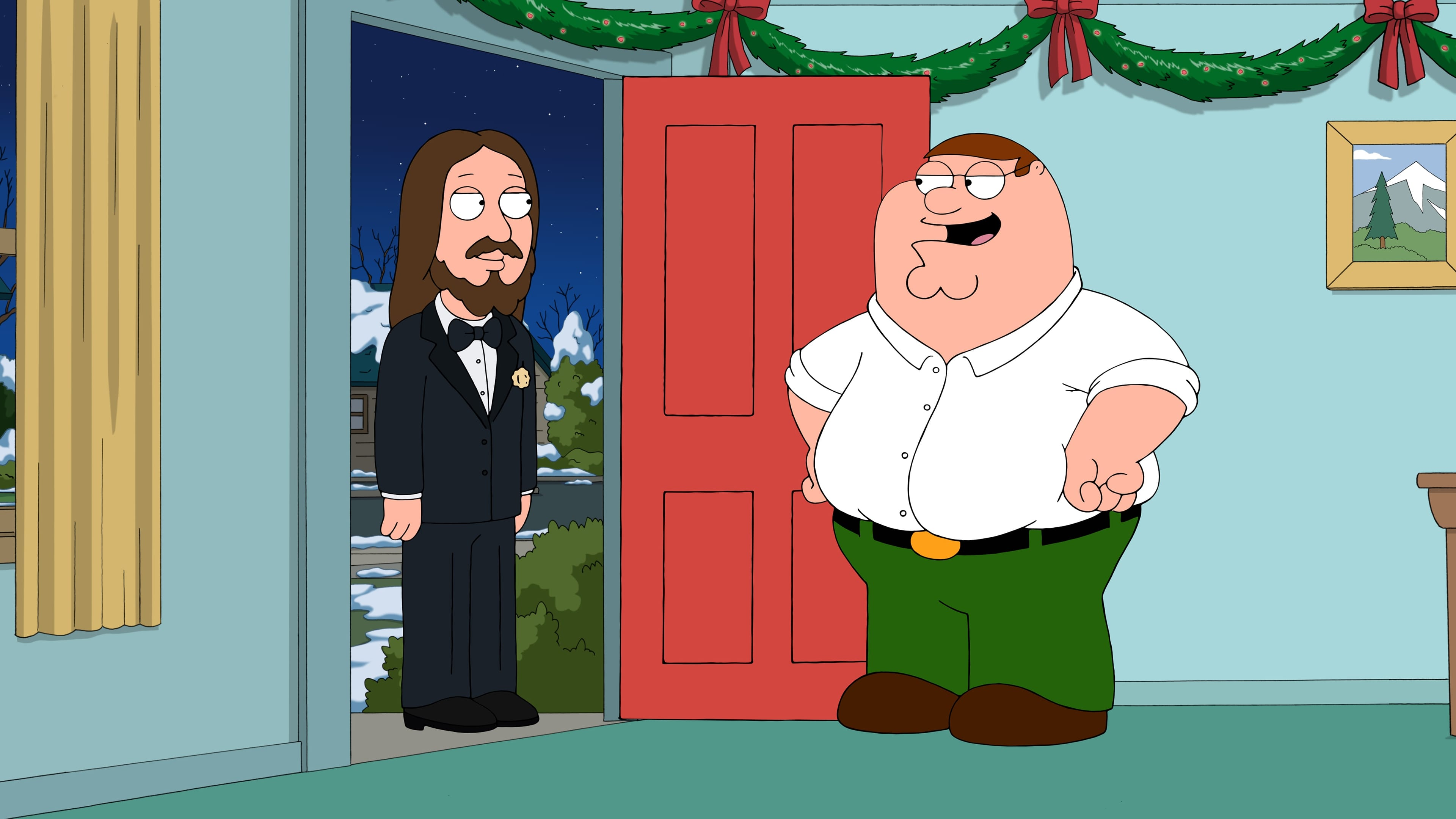 Family Guy Season 13 :Episode 6  The 2,000-Year-Old Virgin