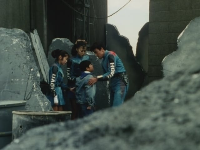 Super Sentai Season 19 :Episode 46  Earth's Final Day!!