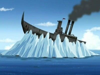 Avatar - Der Herr der Elemente Season 1 :Episode 19  Die Belagerung des Nordens (1)