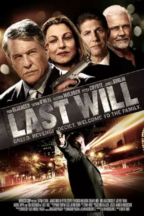 Last Will on FREECABLE TV