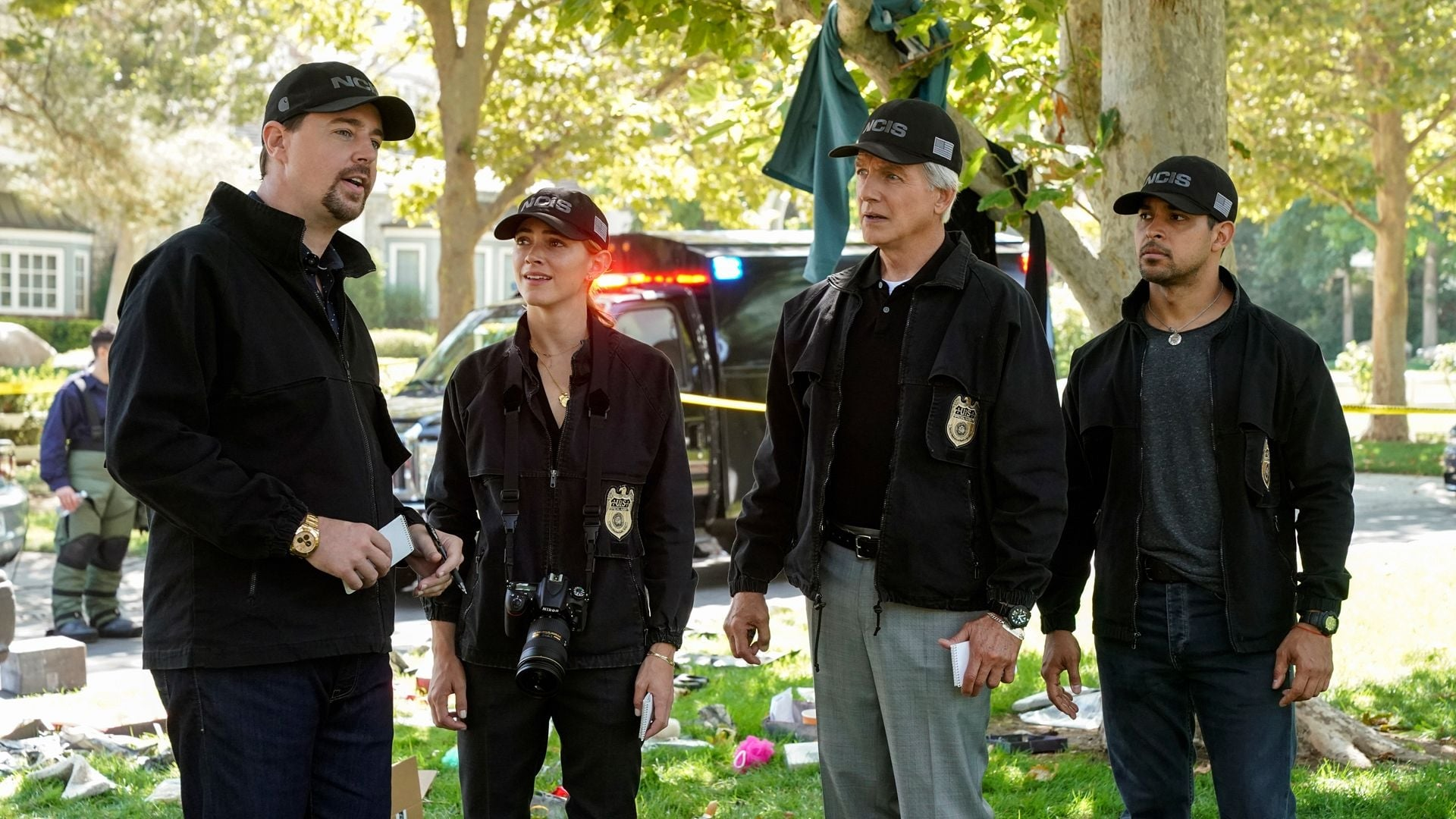 NCIS Season 16 :Episode 3  Boom