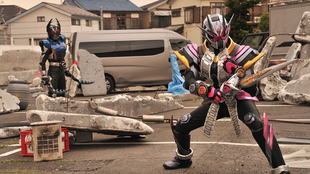 Kamen Rider Season 29 : Episode 37