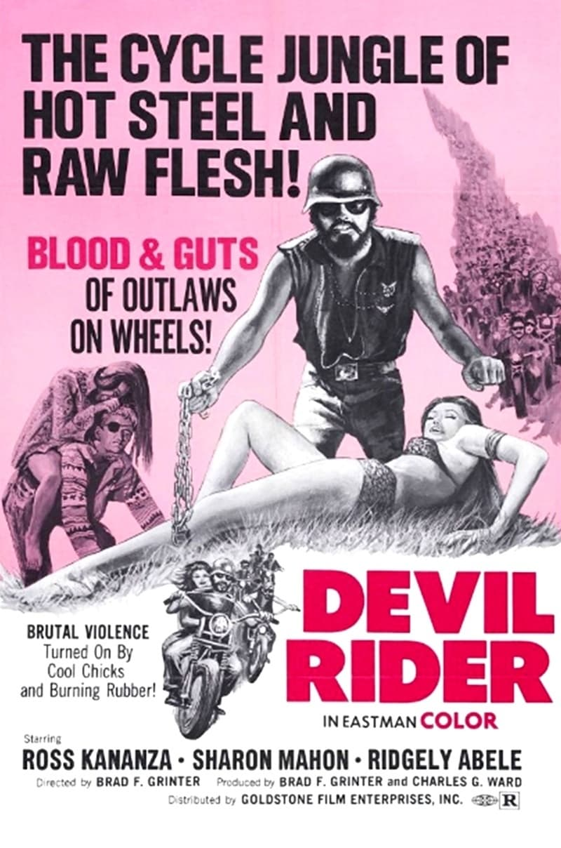 Devil Rider! on FREECABLE TV