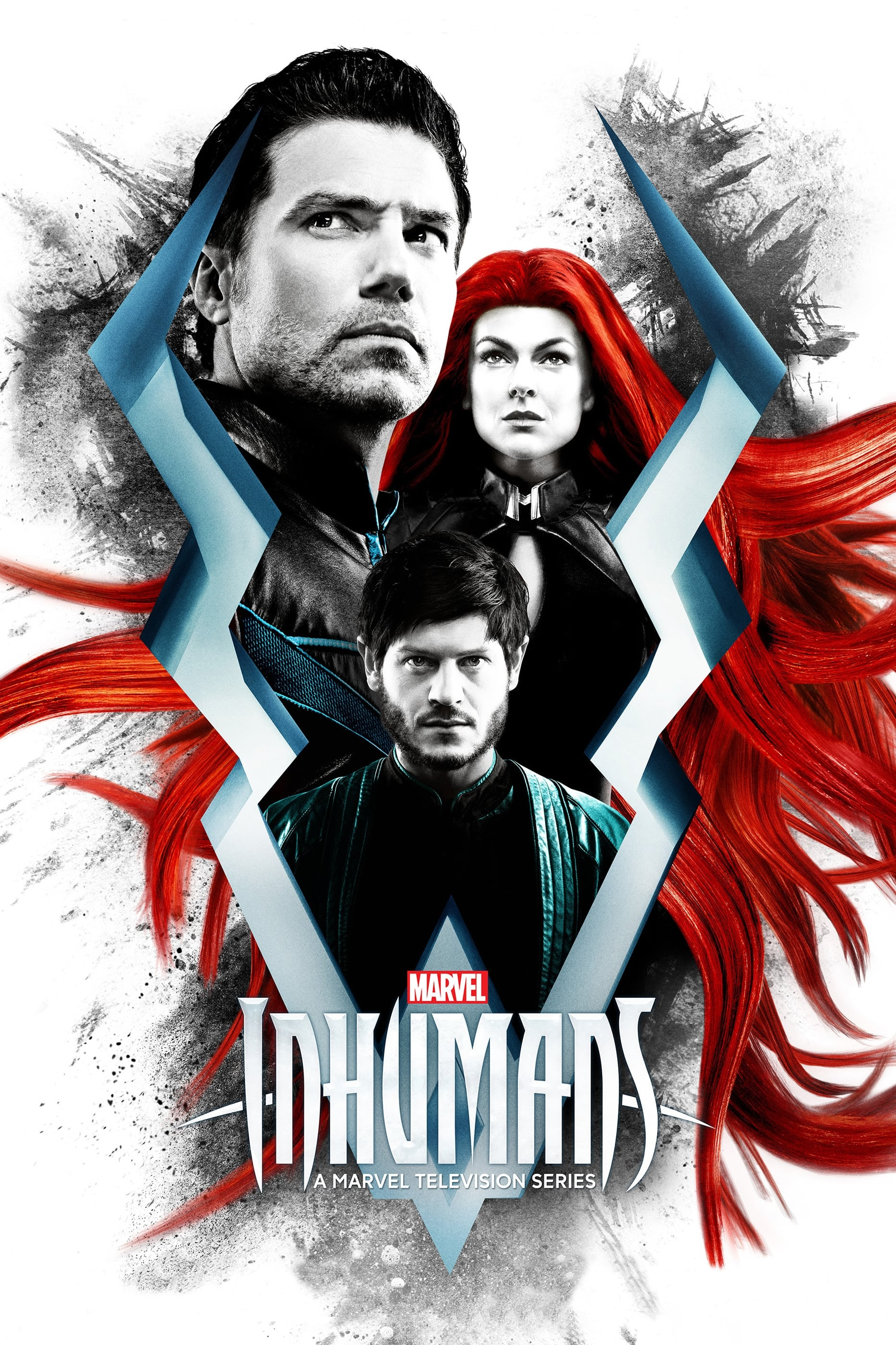 Inhumans – Todas as Temporadas Dublado / Legendado (2017)