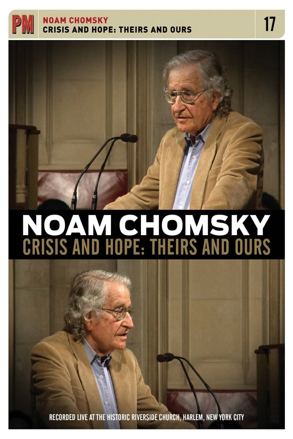 Ver Noam Chomsky – Crisis And Hope: Theirs And Ours Online HD Español ()