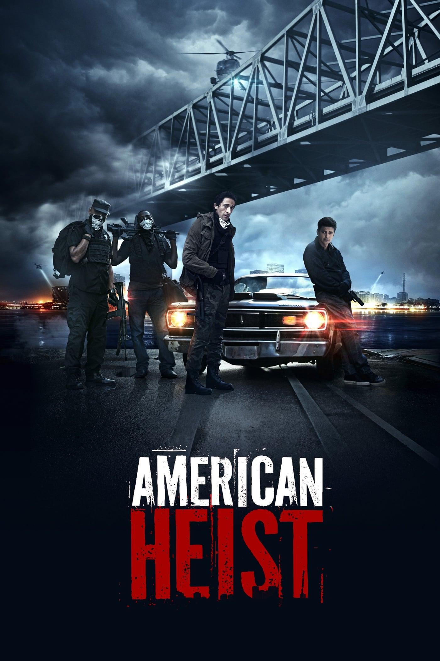 Póster American Heist