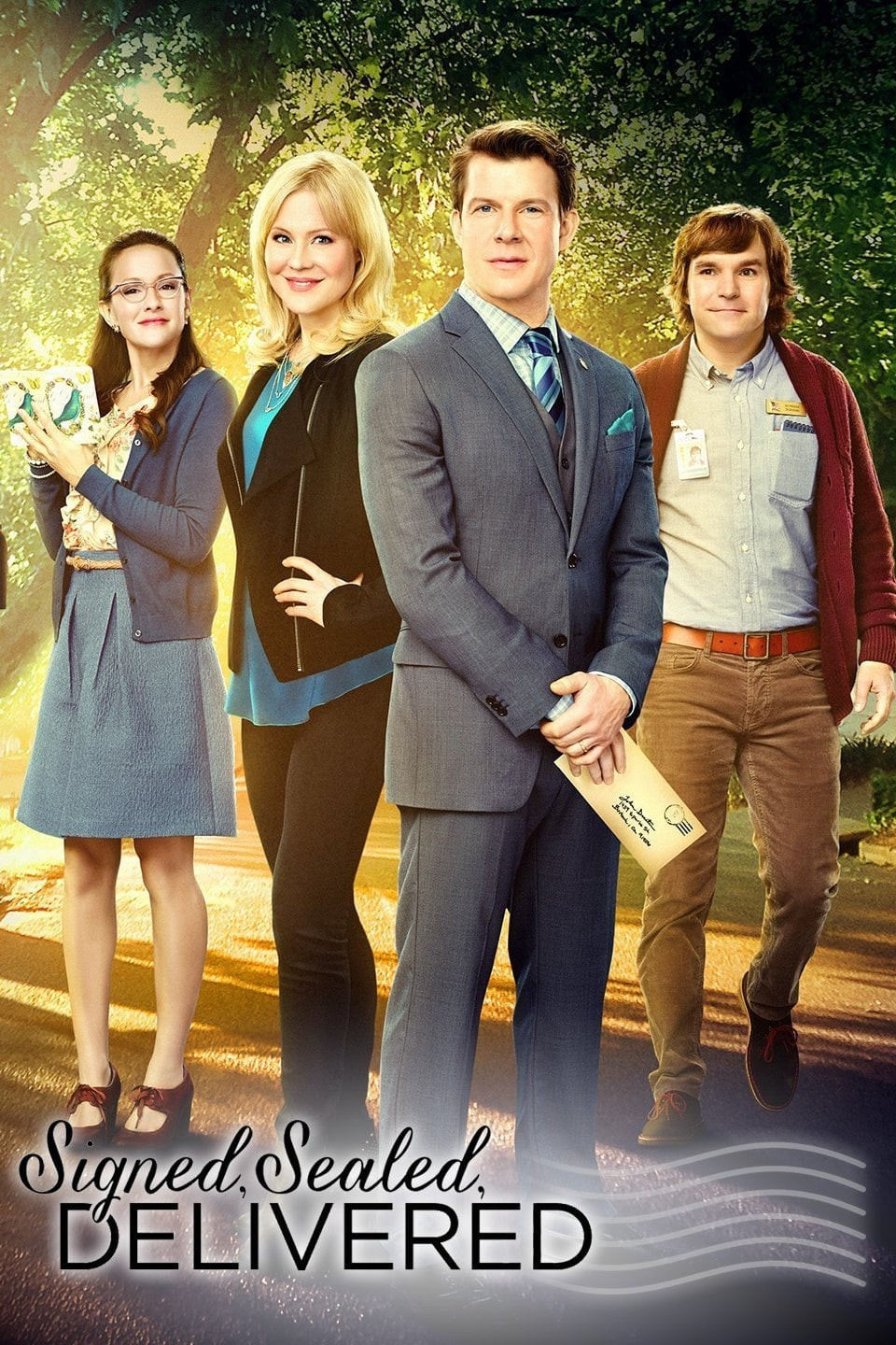 Signed, Sealed, Delivered (2013)