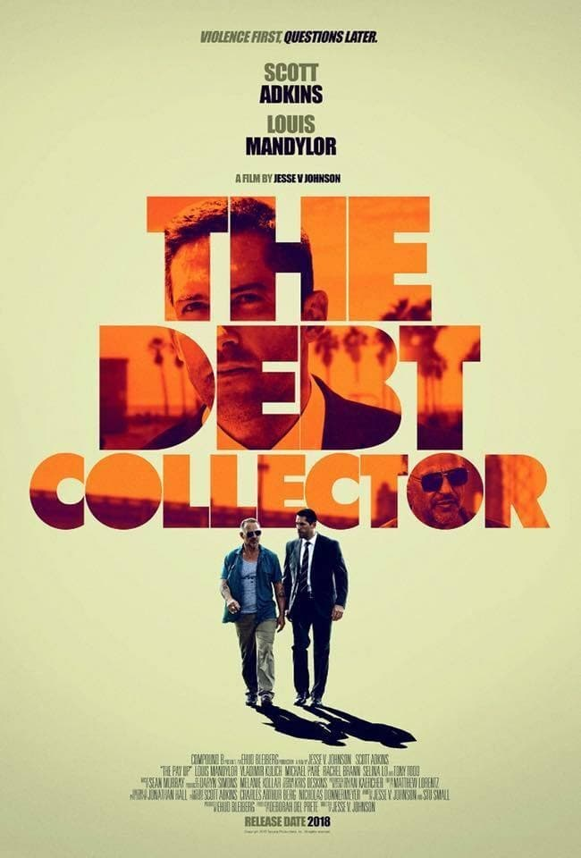 Ver The Debt Collector Online HD Español (2018)