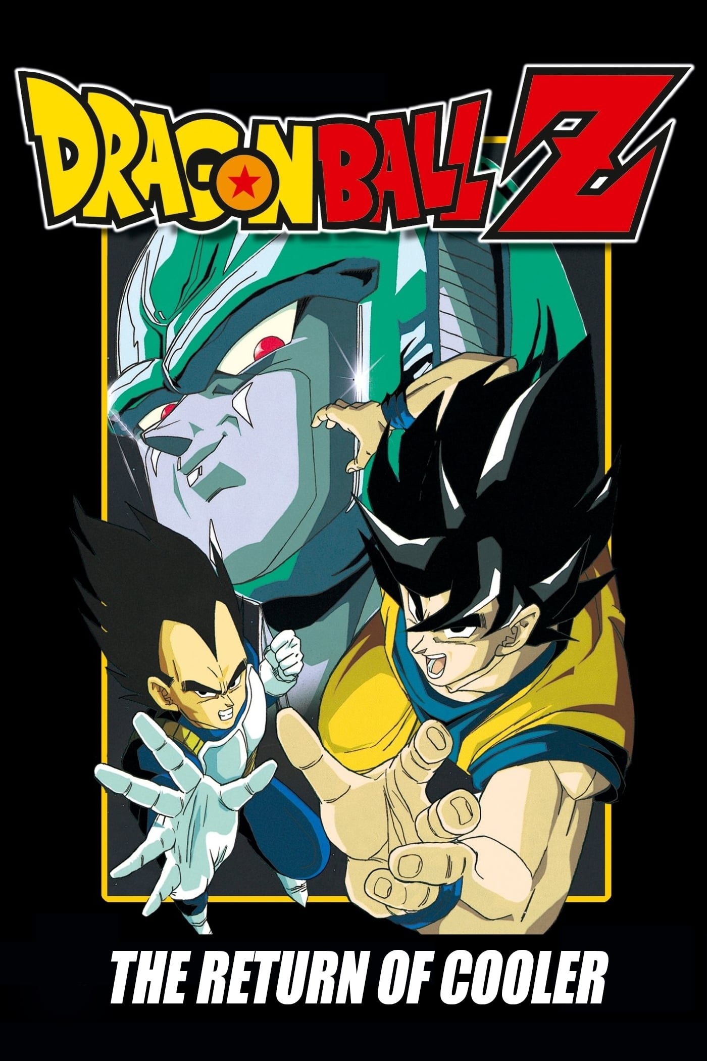 Dragon Ball Z: The Return of Cooler Me Titra Shqip