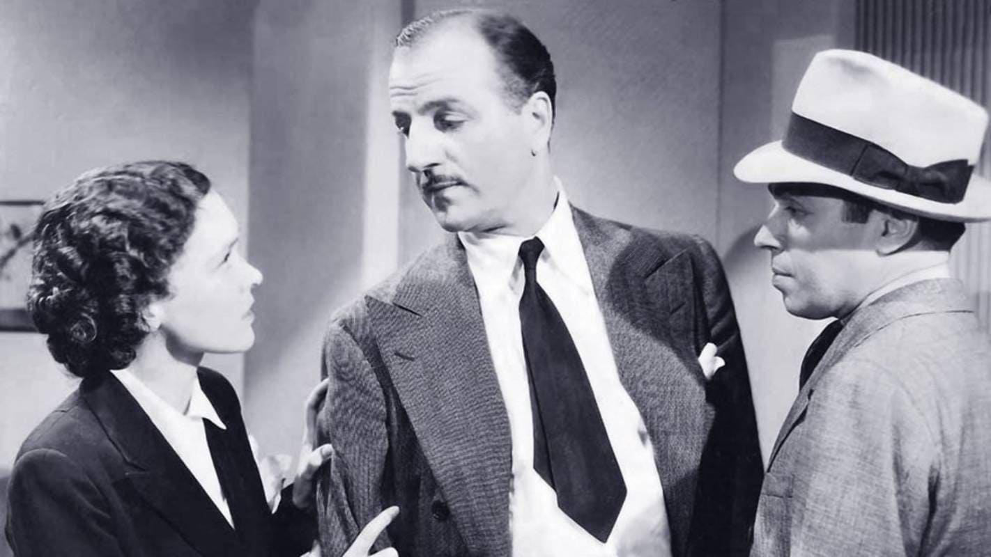 Woman Wanted (1935)