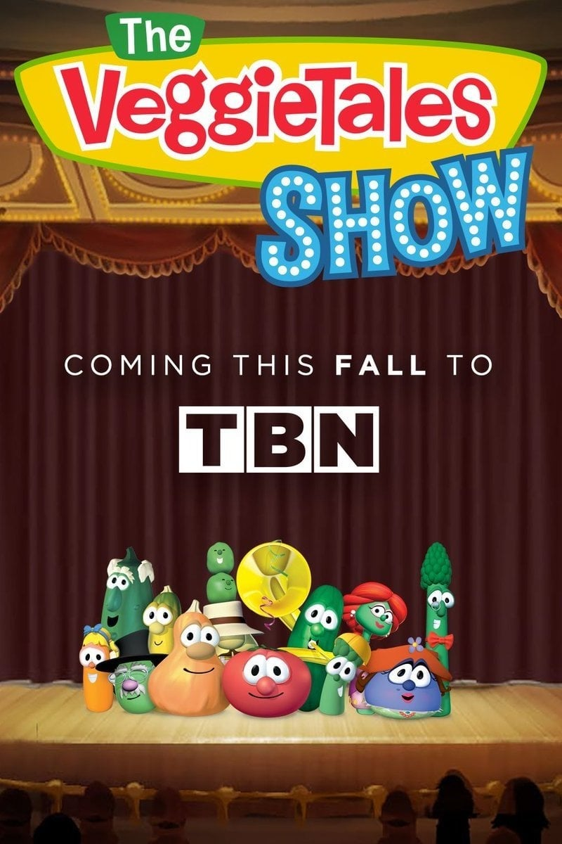 The VeggieTales Show TV Shows About Bible