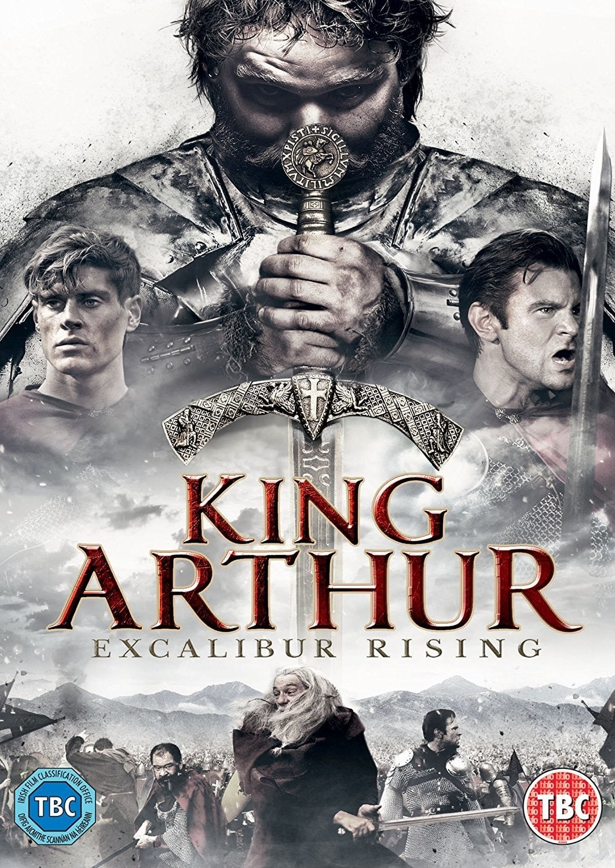 Ver King Arthur: Excalibur Rising Online HD Español (2017)