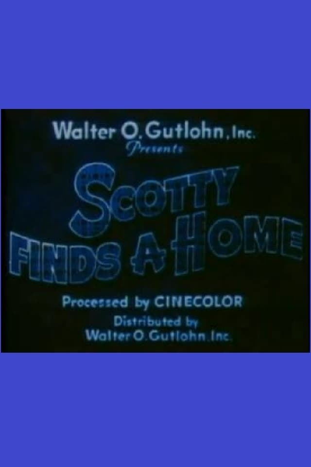 Scotty Finds a Home (1935)