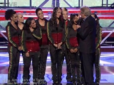 America's Got Talent Season 3 :Episode 10  Live Show 1, Top 40
