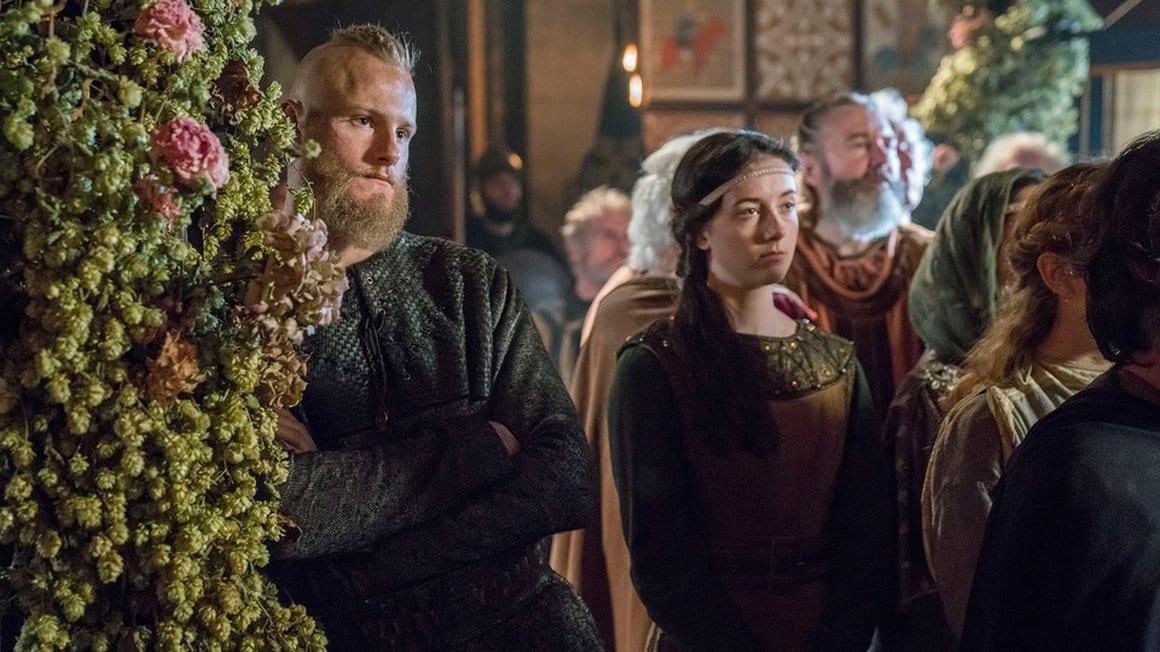 Vikings Season 5 :Episode 13  A New God