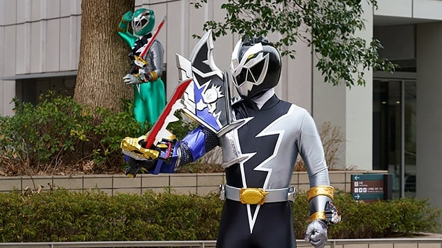Super Sentai Season 43 :Episode 3  The Spell's Gaze