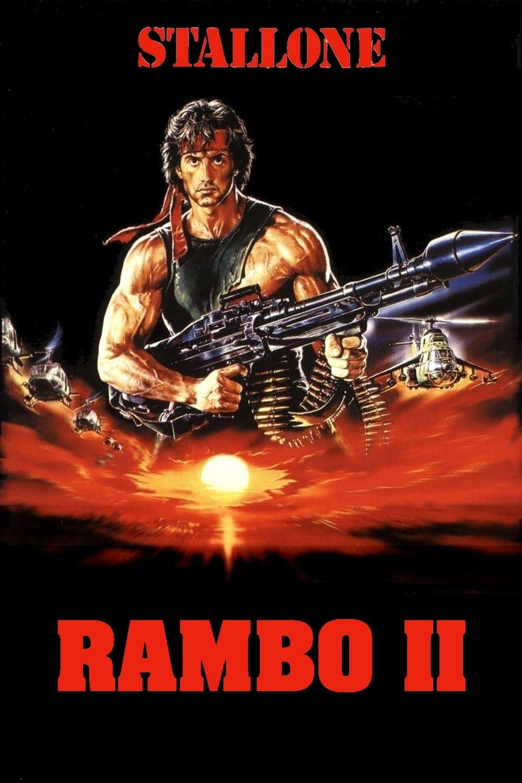 Pelicula Rambo 2 (1985) HD 1080P LATINO/INGLES Online imagen