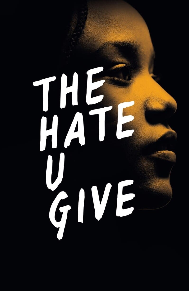 Poster and image movie The Hate U Give