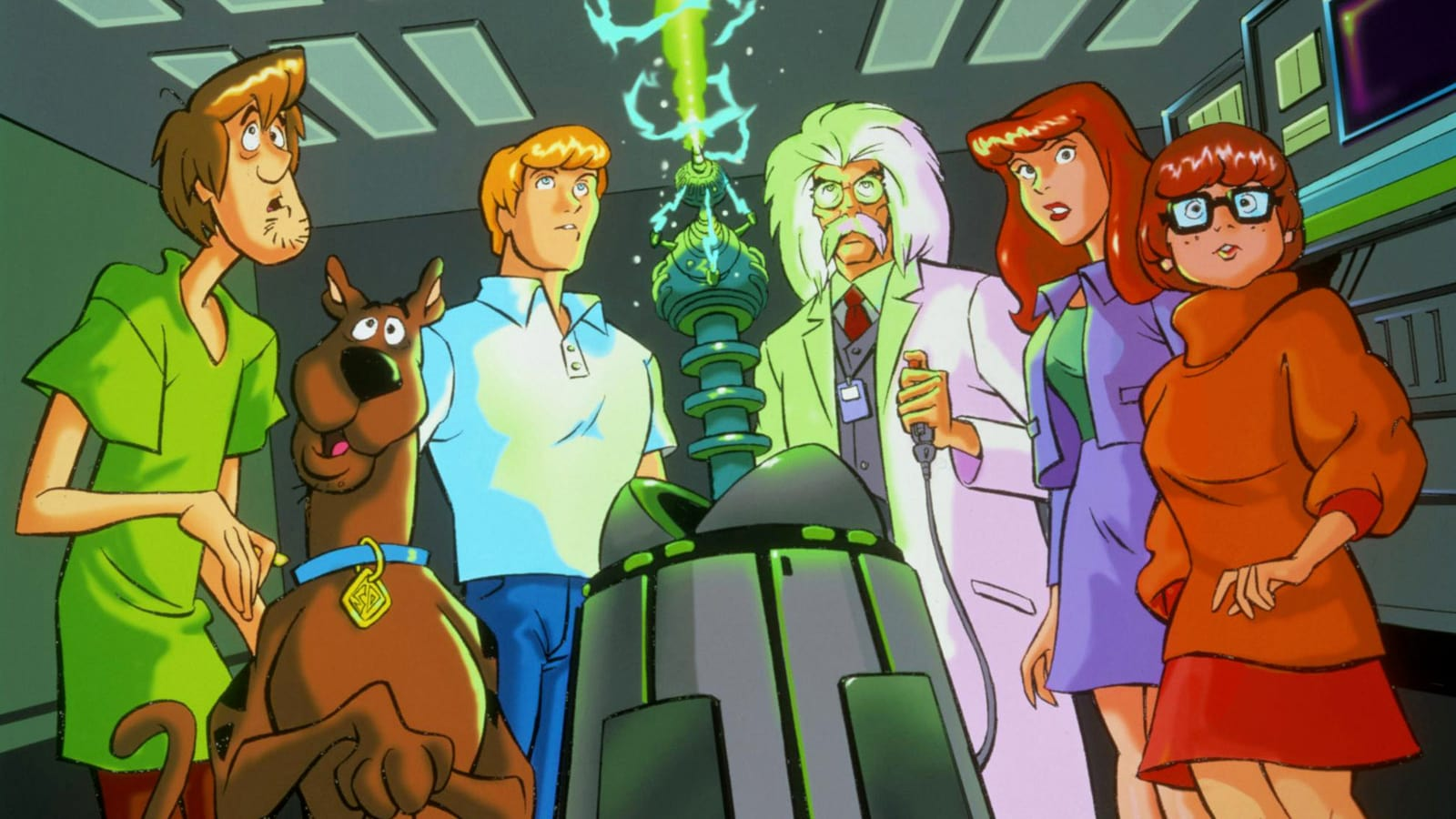 Scooby-Doo! and the Cyber Chase Movie