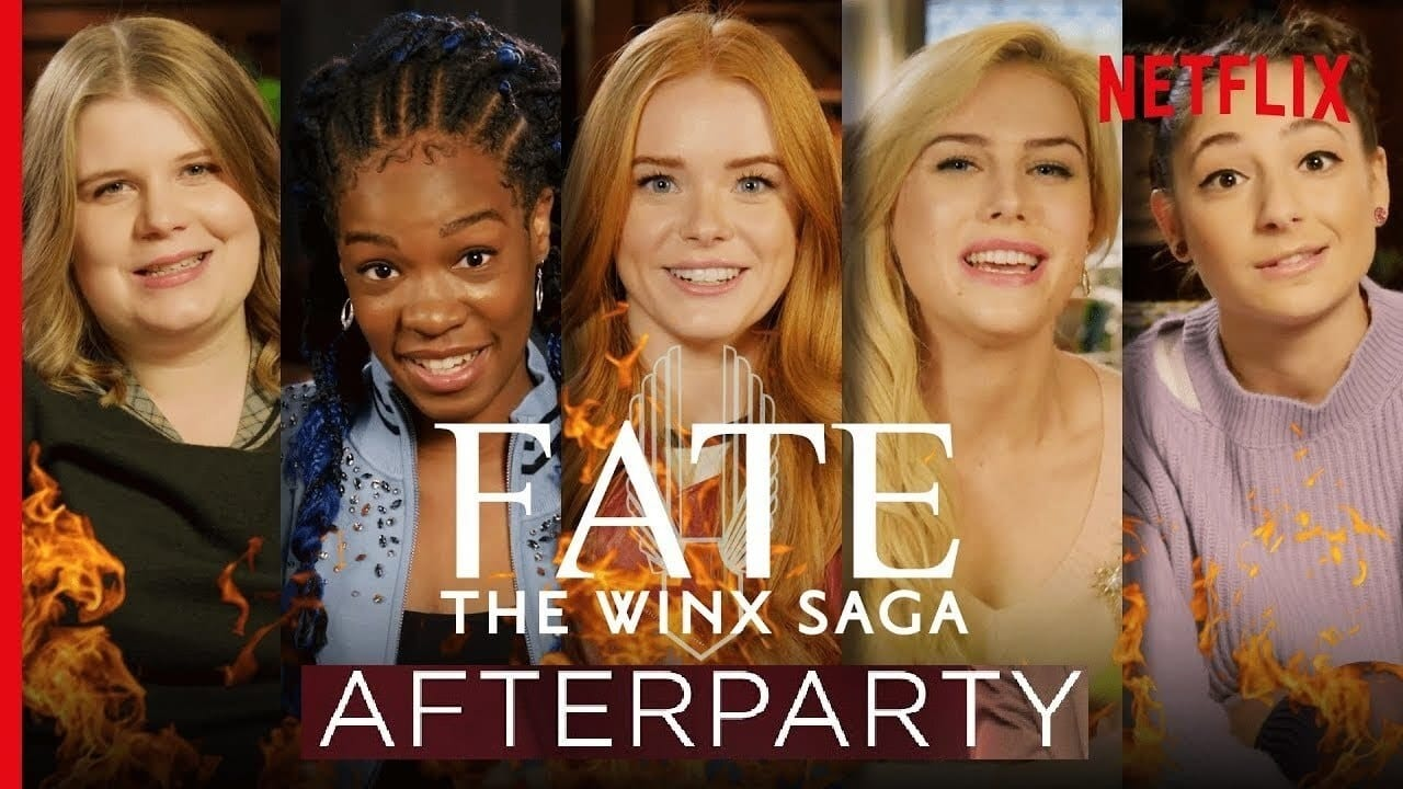 [Watch Full] Fate: The Winx Saga – The Afterparty (2021) Movie [Ultra] Online HD