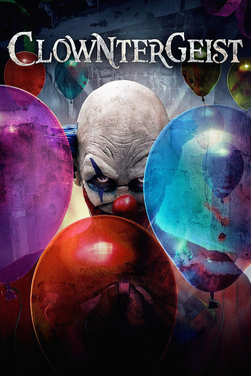 Clowntergeist on FREECABLE TV