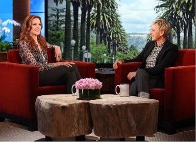 The Ellen DeGeneres Show Season 9 :Episode 30  Marcia Cross, Lauren Alaina