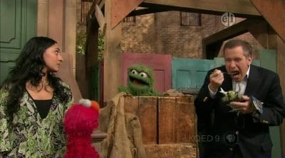 Sesame Street Season 41 :Episode 41  Mine-itis on Sesame Street