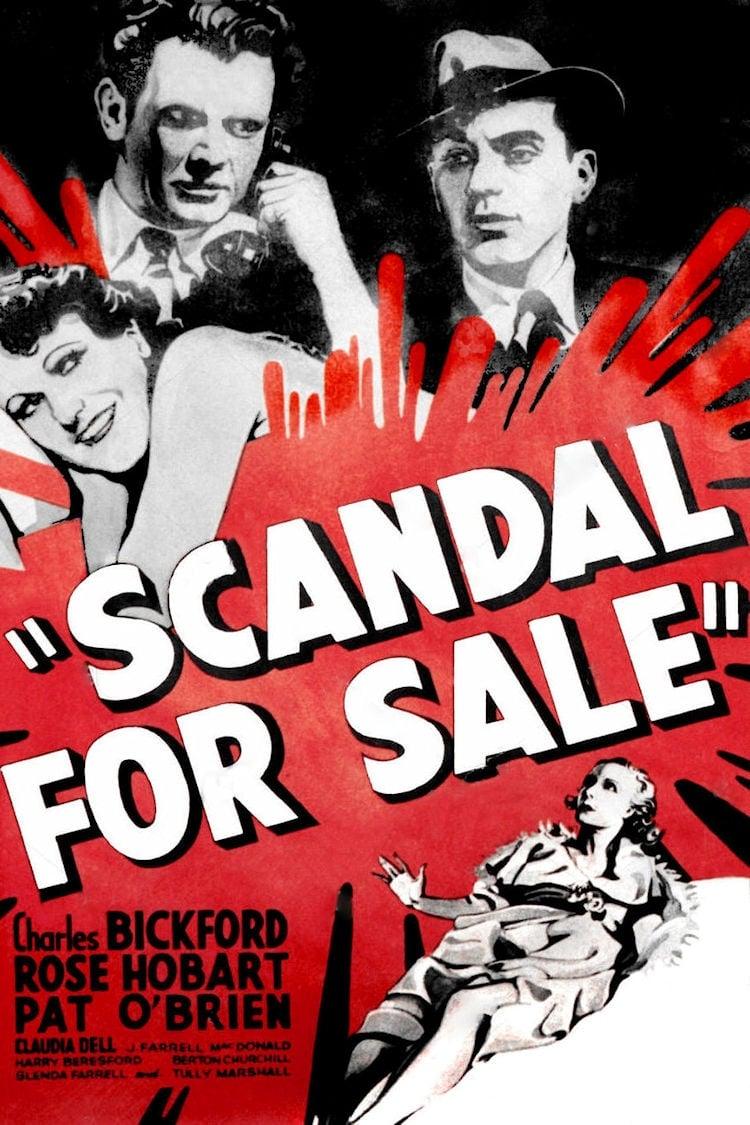 Scandal for Sale (1932)