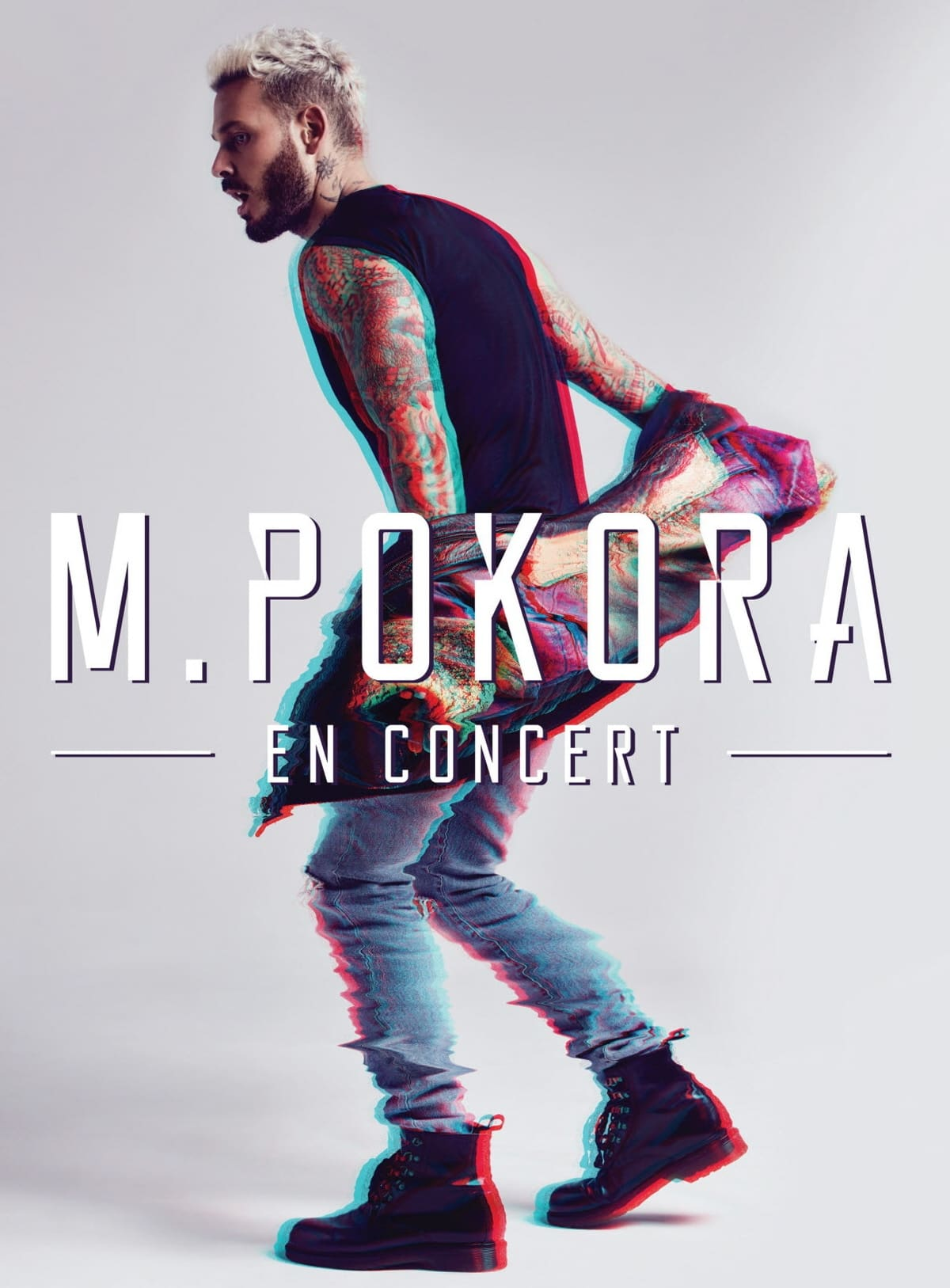Ver M Pokora – My Way Tour Live Online HD Español ()