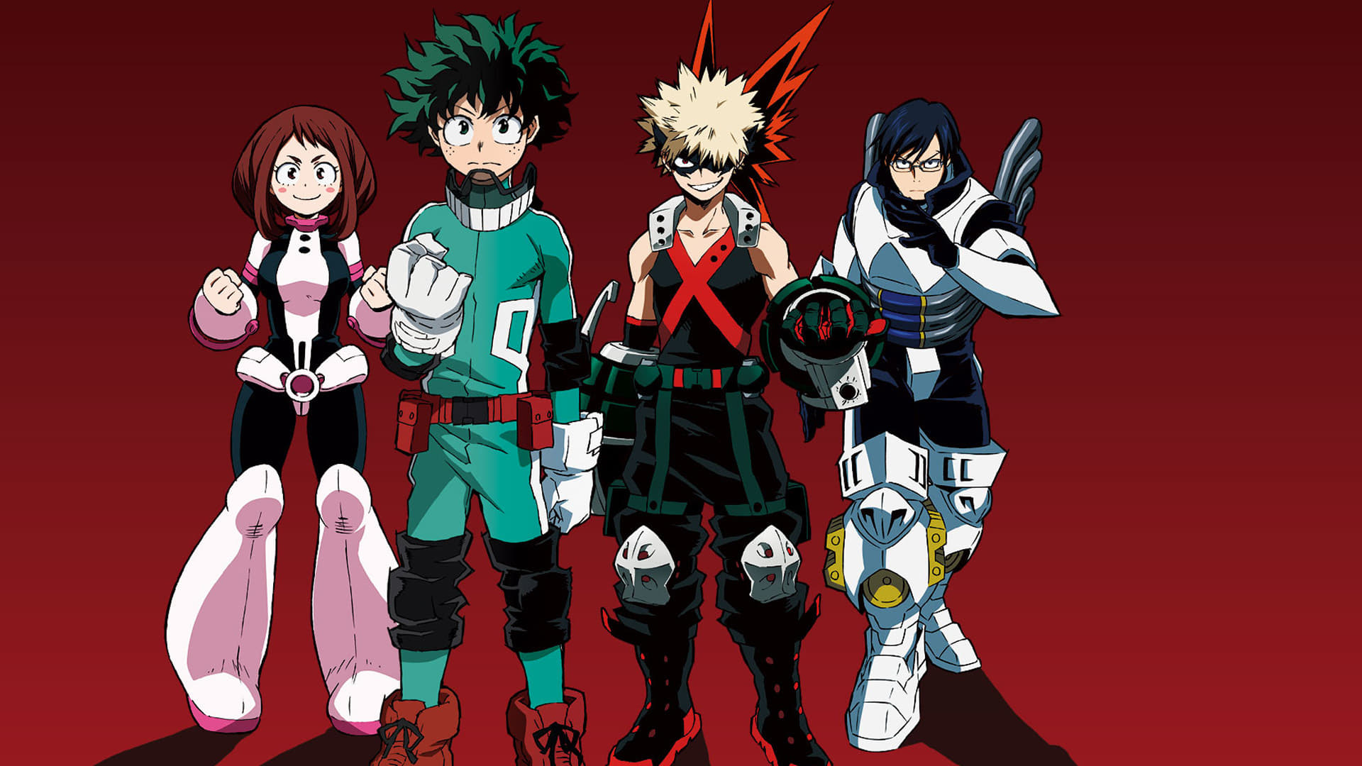 My Hero Academia - Season 4